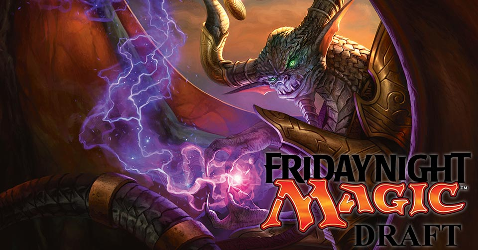 Friday Night Magic : Draft Week End Magic 2019