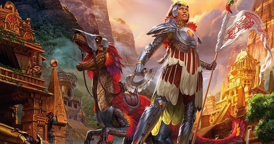 Rivals of Ixalan : la nouvelle extension Magic débarque !